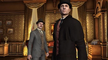 Screenshot1 - The Testament of Sherlock Holmes