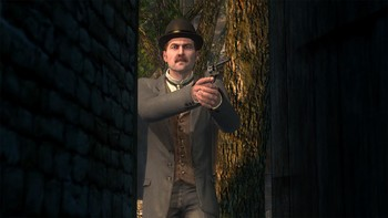 Screenshot2 - The Testament of Sherlock Holmes