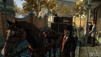 Screenshot9 - The Testament of Sherlock Holmes
