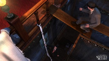 Screenshot4 - The Testament of Sherlock Holmes