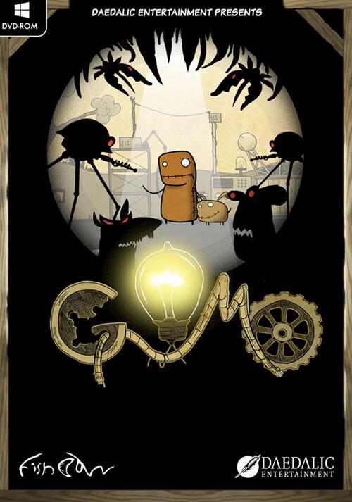 Gomo - Packshot