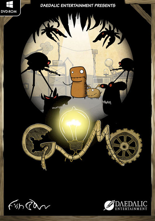 Gomo - Cover / Packshot