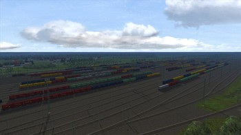 Screenshot2 - Train Simulator: Hamburg-Hanover Route Add-On