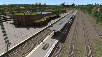 Screenshot3 - Train Simulator: Hamburg-Hanover Route Add-On