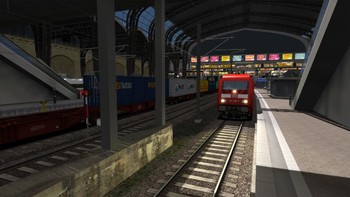 Screenshot5 - Train Simulator: Hamburg-Hanover Route Add-On