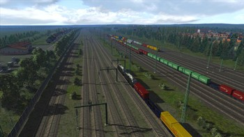 Screenshot6 - Train Simulator: Hamburg-Hanover Route Add-On