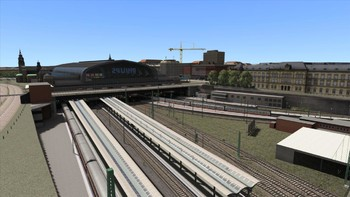 Screenshot1 - Train Simulator: Hamburg-Hanover Route Add-On