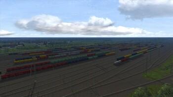 Screenshot2 - Train Simulator: Hamburg-Hanover Route Add-On