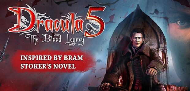 Dracula 5 - Cover / Packshot