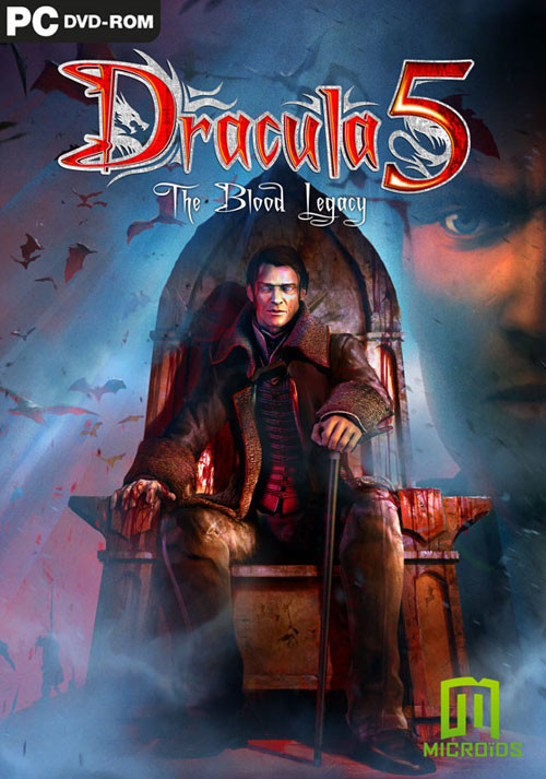 Dracula 5 - Cover / Packshot