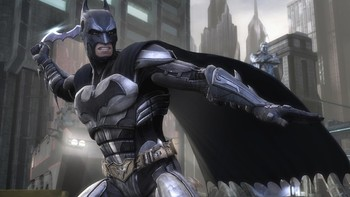 Screenshot1 - Injustice: Gods Among Us Ultimate Edition