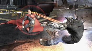 Screenshot4 - Injustice: Gods Among Us Ultimate Edition