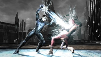 Screenshot3 - Injustice: Gods Among Us Ultimate Edition