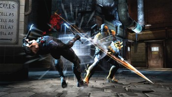 Screenshot5 - Injustice: Gods Among Us Ultimate Edition