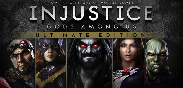 Injustice: Gods Among Us Ultimate Edition - Cover / Packshot