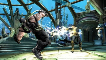Screenshot2 - Injustice: Gods Among Us Ultimate Edition