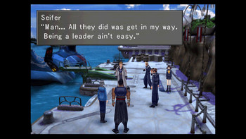 Screenshot5 - FINAL FANTASY VIII