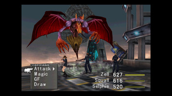Screenshot3 - FINAL FANTASY VIII