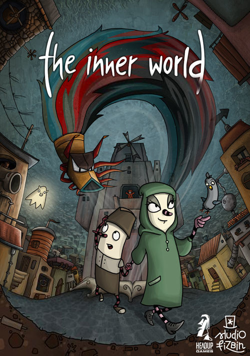 The Inner World - Cover / Packshot