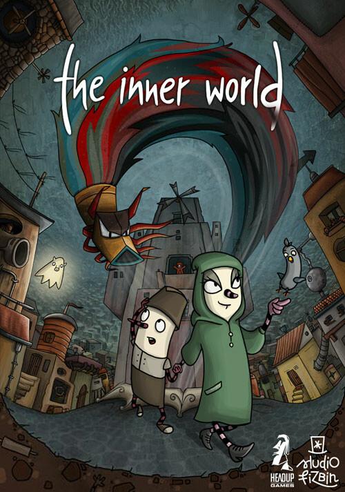 The Inner World - Cover / Packshot