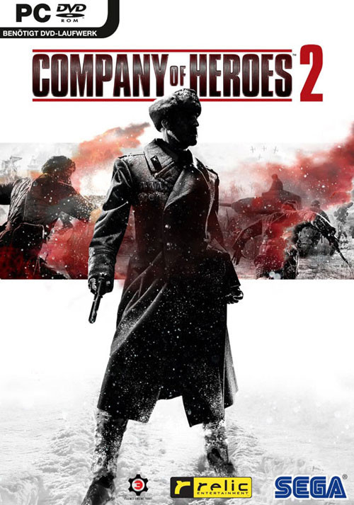 Company of Heroes 2 - Cover