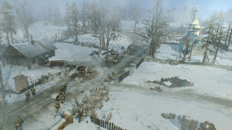 Case Blue Company Of Heroes 2 : Case blue dlc now available for company of heroes the