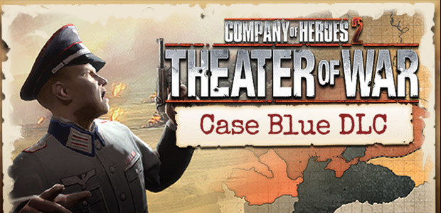Company of Heroes 2: Theatre of War - Case Blue DLC - Cover / Packshot