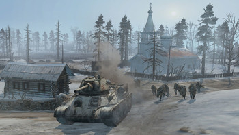 Screenshot4 - Company of Heroes 2: Theatre of War - Case Blue DLC