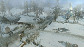 Screenshot2 - Company of Heroes 2: Theatre of War - Case Blue DLC