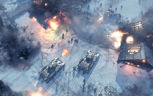 Screenshot3 - Company of Heroes 2: Theatre of War - Case Blue DLC