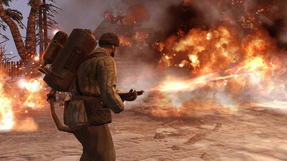 Coh 2 Case Blue : Case blue mini pack releases for company of heroes new trailer
