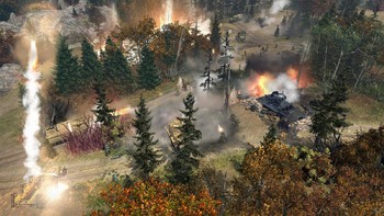 Screenshot1 - Company of Heroes 2: The Western Front Armies