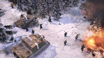 Screenshot2 - Company of Heroes 2: The Western Front Armies