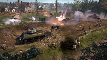 Screenshot3 - Company of Heroes 2: The Western Front Armies