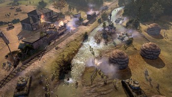 Screenshot4 - Company of Heroes 2: The Western Front Armies
