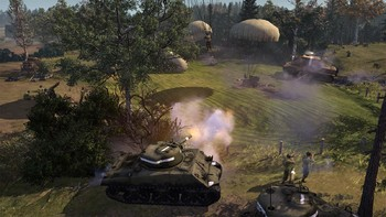 Screenshot9 - Company of Heroes 2: The Western Front Armies