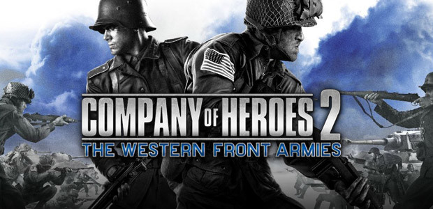 Company of Heroes 2: The Western Front Armies - Cover / Packshot