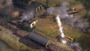 Screenshot10 - Company of Heroes 2: The Western Front Armies