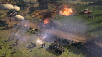 Screenshot6 - Company of Heroes 2: The Western Front Armies