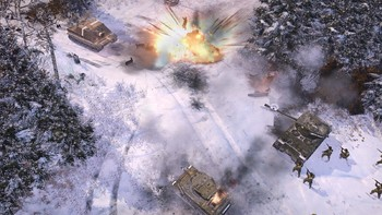 Screenshot8 - Company of Heroes 2: The Western Front Armies