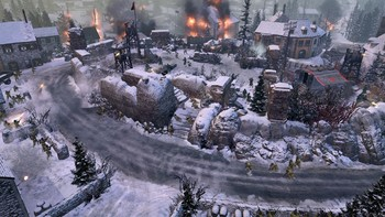 Screenshot2 - Company of Heroes 2: Ardennes Assault