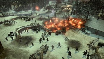 Screenshot3 - Company of Heroes 2: Ardennes Assault