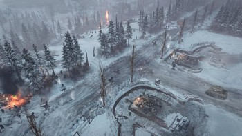 Screenshot4 - Company of Heroes 2: Ardennes Assault