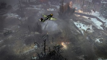 Screenshot1 - Company of Heroes 2: Ardennes Assault