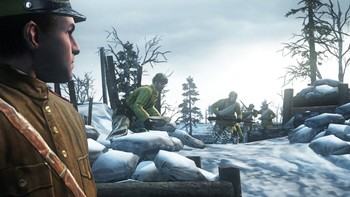 Screenshot6 - Company of Heroes 2: Ardennes Assault