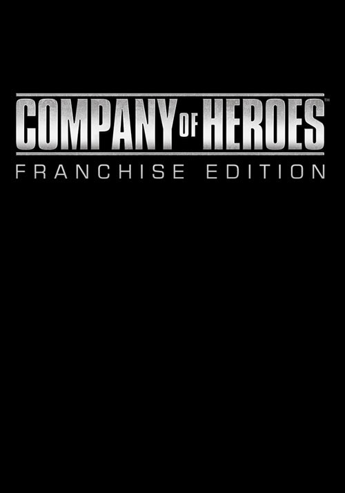 Company of Heroes Franchise Edition - Cover