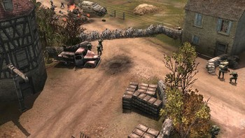 Screenshot5 - Company of Heroes Franchise Edition