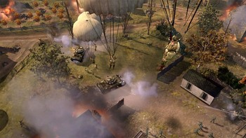 Screenshot3 - Company of Heroes Franchise Edition