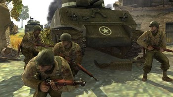 Screenshot6 - Company of Heroes Franchise Edition