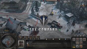 Screenshot3 - Company of Heroes 2: Ardennes Assault - Fox Company Rangers